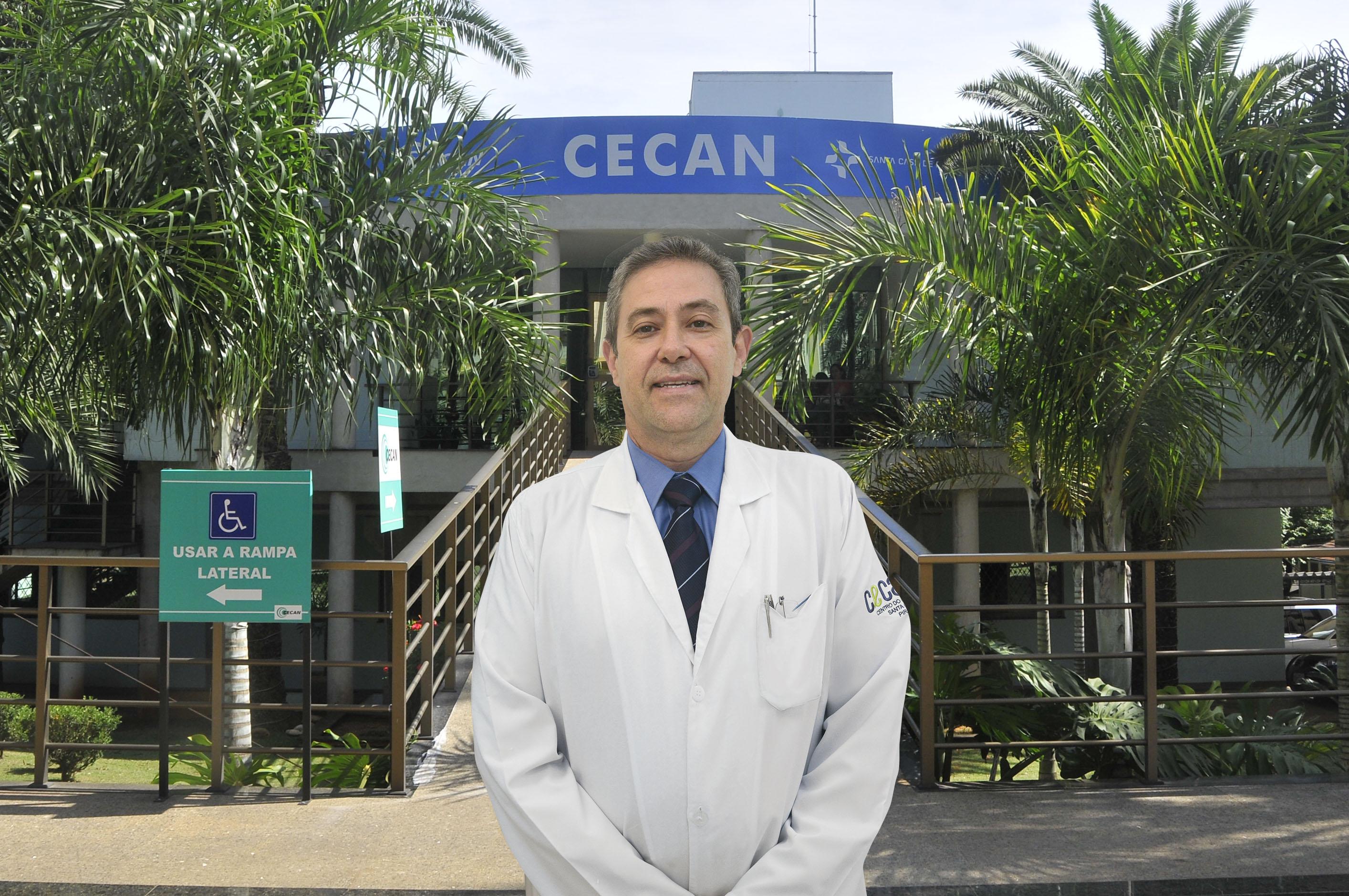 Cecan – Dr Andre – Fachada