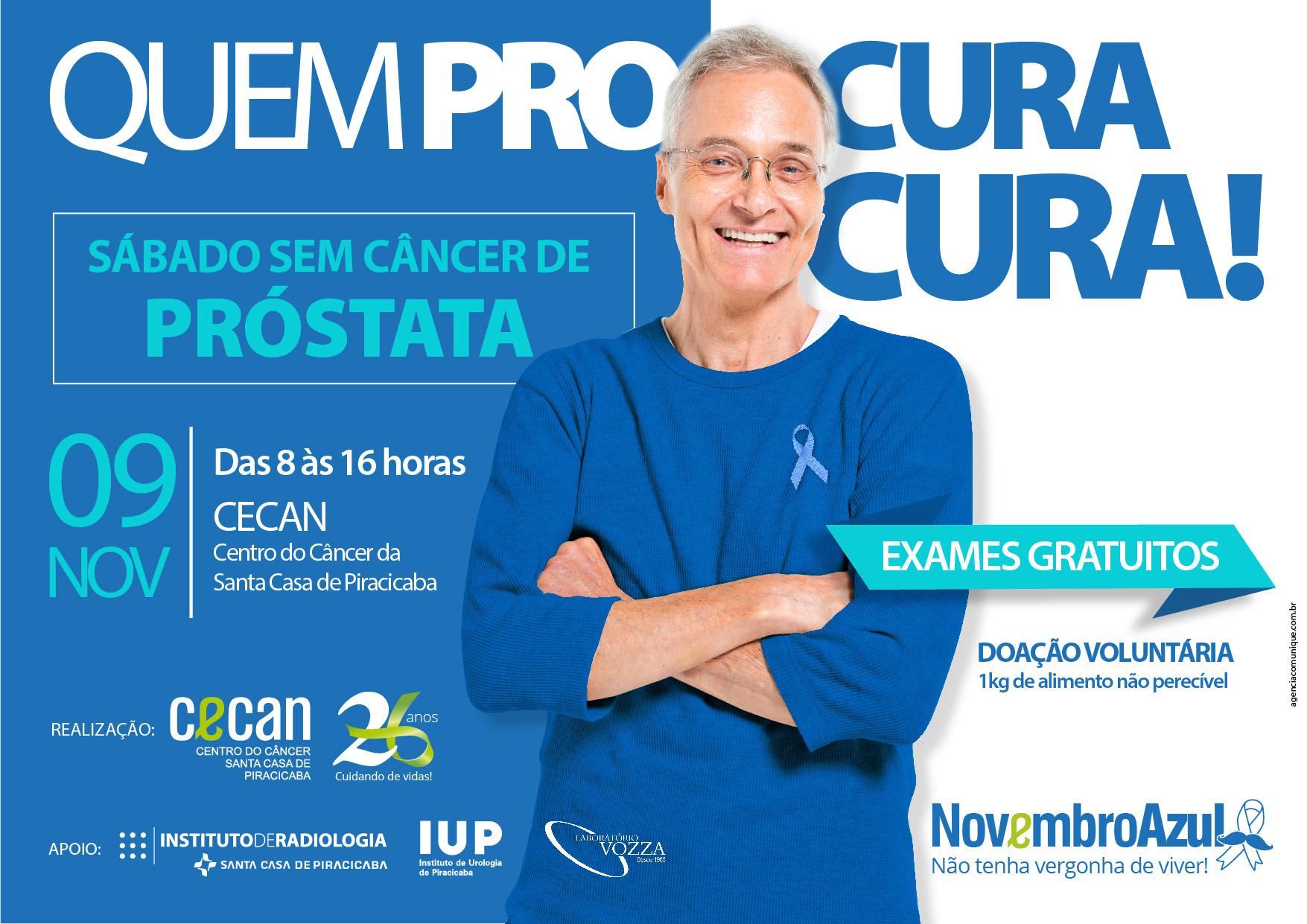 Cecan – Sabado Sem Cancer – Cartaz-01