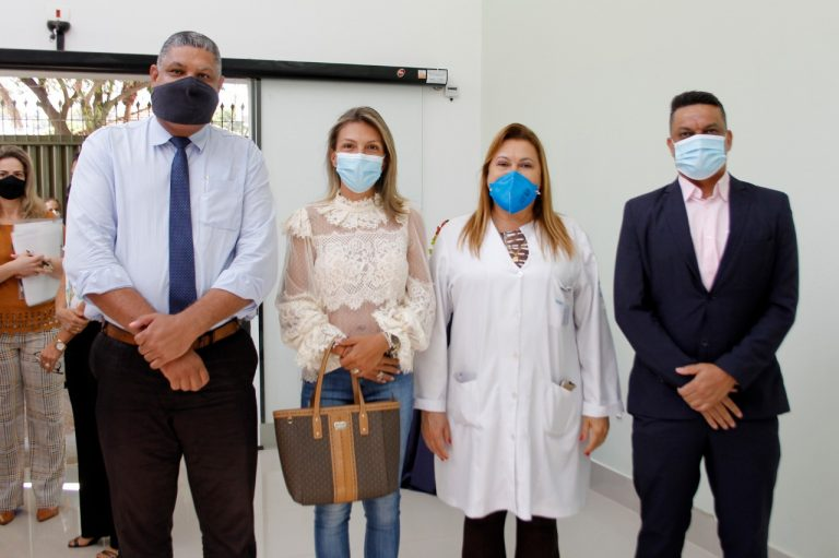Paulo Campos, Flávia Molina, Dalva Gama e Marcos Andrade