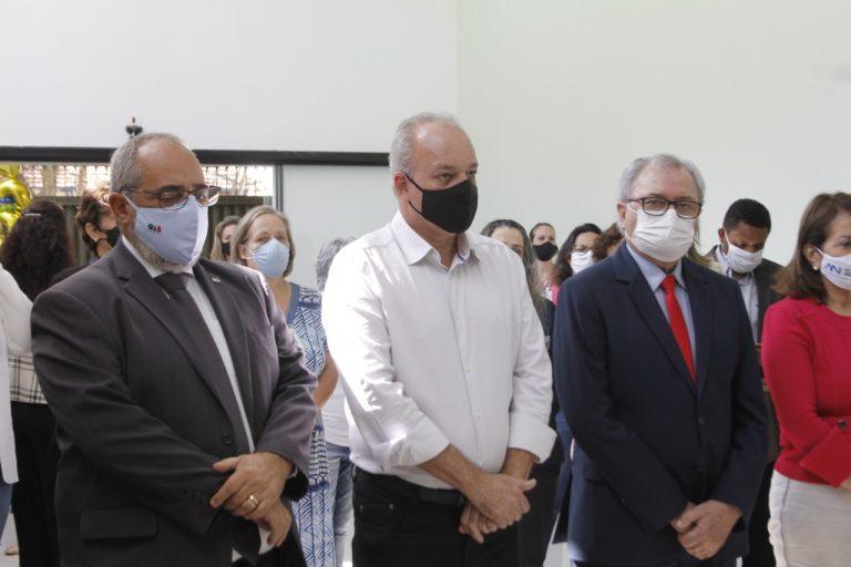 Jeferson Lopes Goulart, Gilmar Rotta e João Orlando Pavão