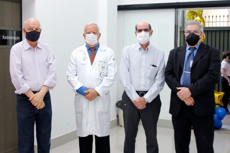 Renato Soliani, Fernando Medina, Wilson Mattos e José Pino