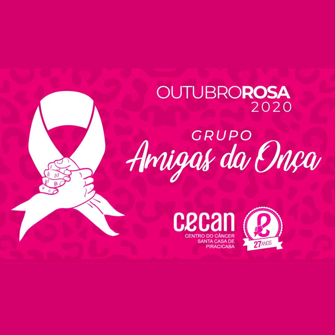 Cecan – Outubro Rosa 2020 – Amigas da Onca